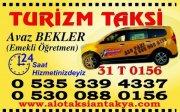 Antakya Taksi Hizmetleri