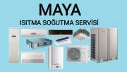 Maya Isıtma Soğutma Servisi