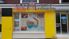 Axfit Spa Ve Fitness