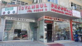 İstanbul Decor Home Curtains & Perde Evi