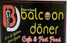 Balcoon Cafe Fast Food Döner