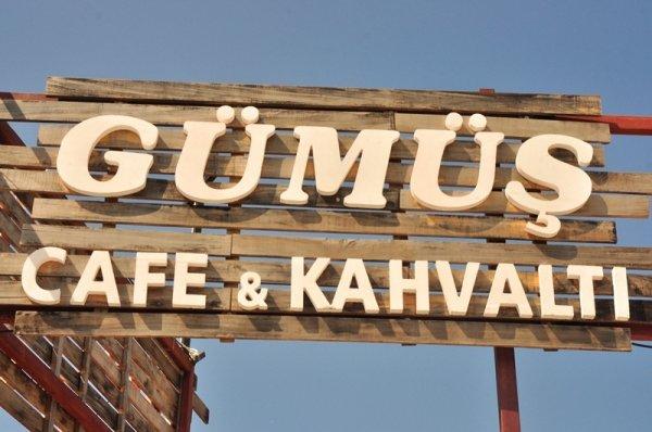 GÜMÜŞ CAFE & KAHVALTI
