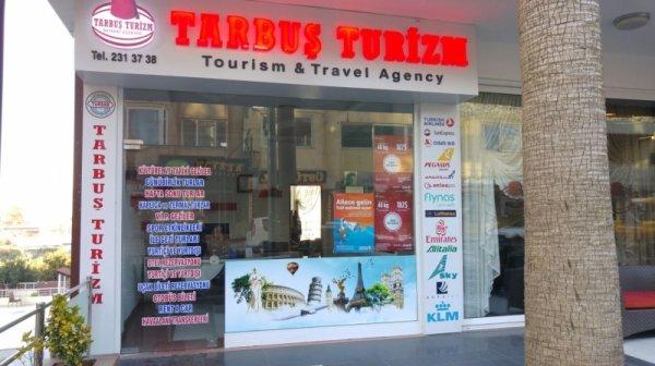 Tarbuş Turizm Seyahat Acentası