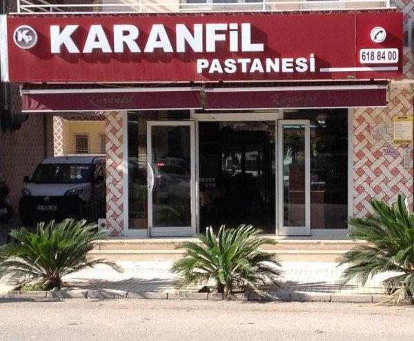 Karanfil Pastanesi - Hatay İskenderun