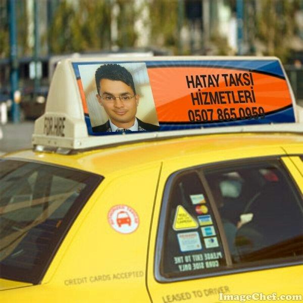 Hatay Taksi Hizmetleri - Hatay Antakya