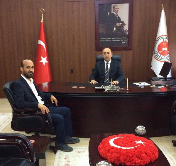 Hatay Cumhuriyet Başsavcısı Ahmet Tekne