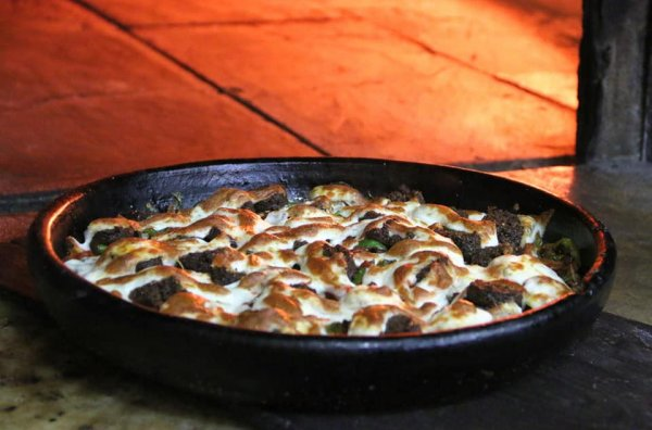 Gastronomi Şehri'nin Yeni Lezzeti Kremitte Kaşarlı Sucuk