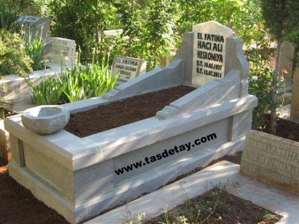 doğal taş mezar ve mezar taşı