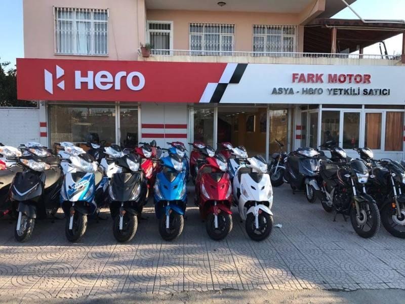 Fark Motor Hero Motor Bayii - Hatay İskenderun