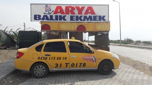 Hatay Antakya Arafet Taksi