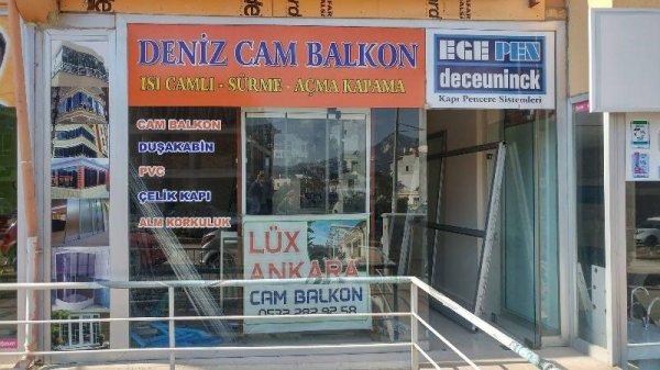 Deniz Cam Balkon - Hatay Defne