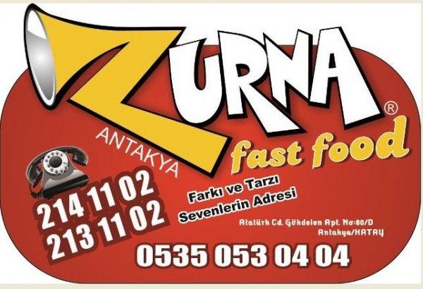 Antakya Zurna Döner Fast Food - Hatay Antakya