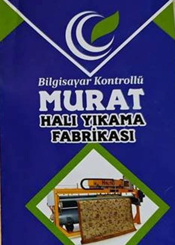 Murat Halı Yıkama Fabrikası - Hatay Antakya