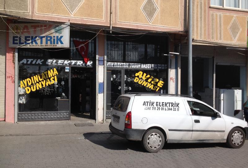Atik Elektrik - Hatay Kırıkhan