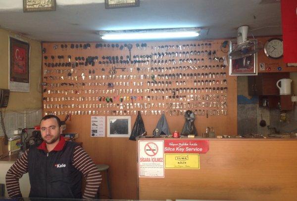 Anahtarcı Erbil Usta