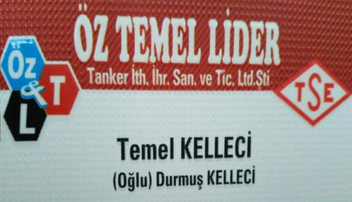 Öz Temel Lider Tanker