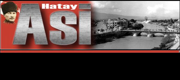 Hatay Asi Gazetesi 0538 454 01 26 - Hatay Antakya