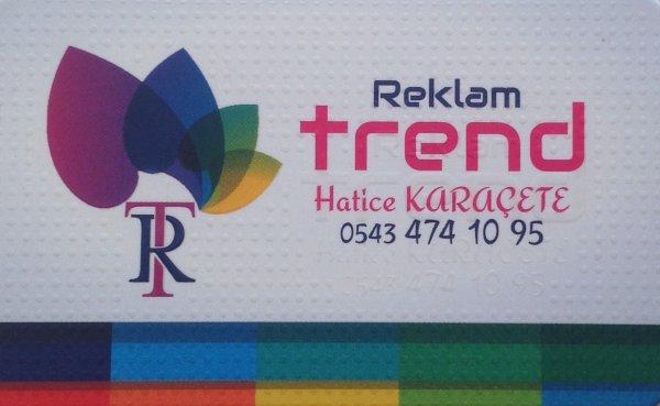 Reklam Trend Promosyon Matbaa - Hatay Antakya