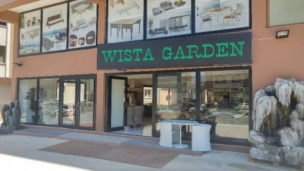 Wista Garden Oturma Grupları