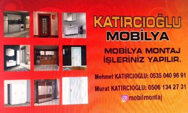 Katırcıoğlu Mobilya Montajı - İstanbul Bahçelievler