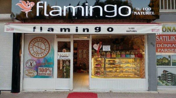 Flamingo Glutensiz Ürün Çikolata Pasta Satış Yeri - Hatay Antakya