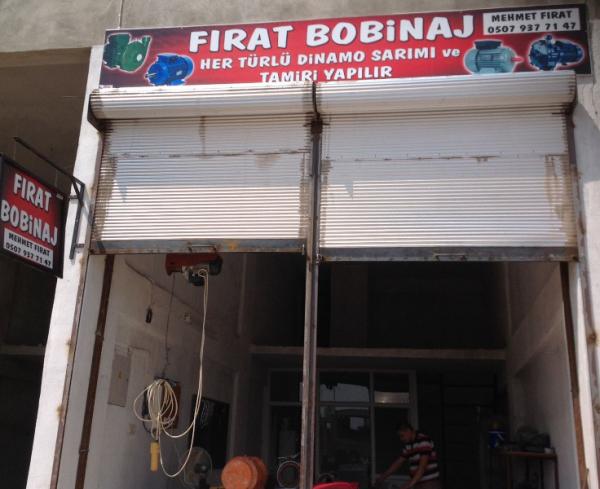 Fırat Bobinaj Ve Dinamo Tamiri - Hatay Kırıkhan