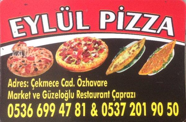 Eylül Pizza - Hatay Defne