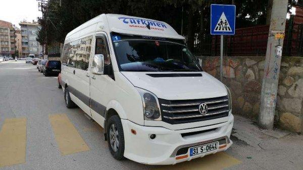 Türkmen Öğrenci Servisi Personel Taşımacılığı