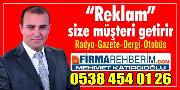 Reklamcı Mehmet Katırcıoğlu