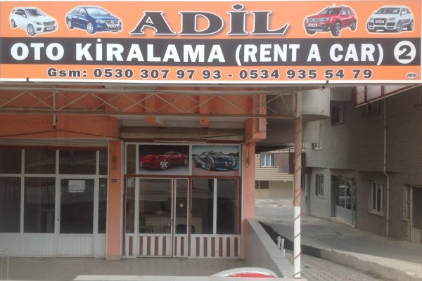 Adil Oto Kiralama (Rent A Car) - Hatay Defne