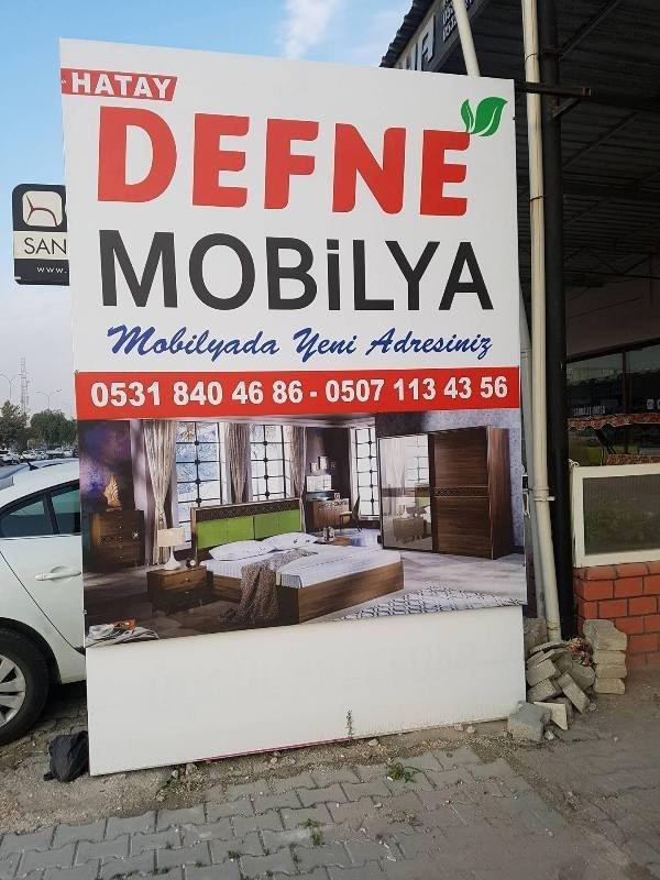 Hatay Defne Mobilya