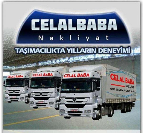 Celal Baba Nakliyat Ambarı Taşımacılık İstanbul