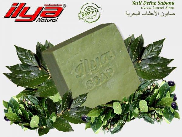İlya Natural Doğal Sabun Kozmetik - Hatay Defne