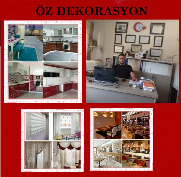 Öz Dekorasyon Mobilya & Pvc Kapı Pencere - Hatay İskenderun