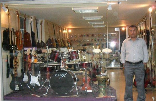 Eren Müzik Aletleri Satışı Ve Kursları